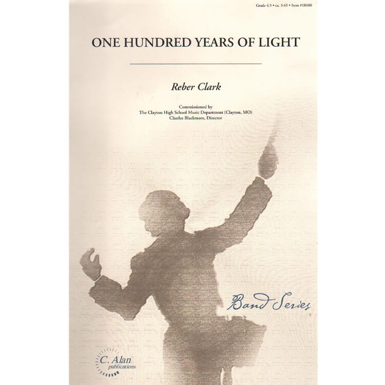 100 Years of Light  - Concert Band