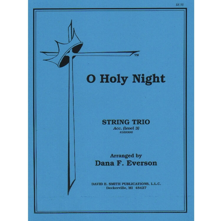 O Holy Night - String Trio and Piano