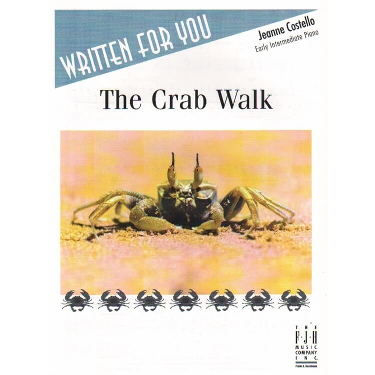 Crab Walk - Piano Teaching Piece
