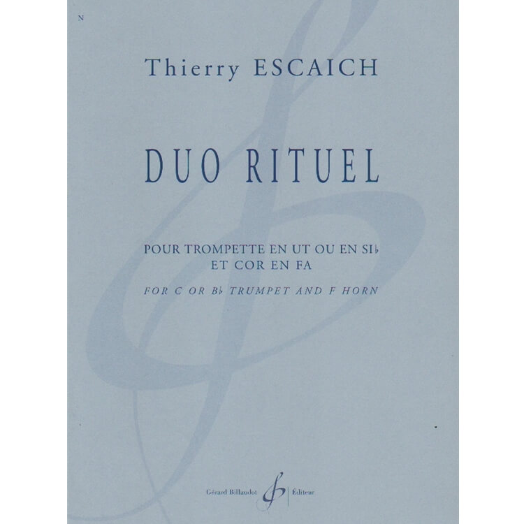 Duo Rituel - Trumpet and Horn