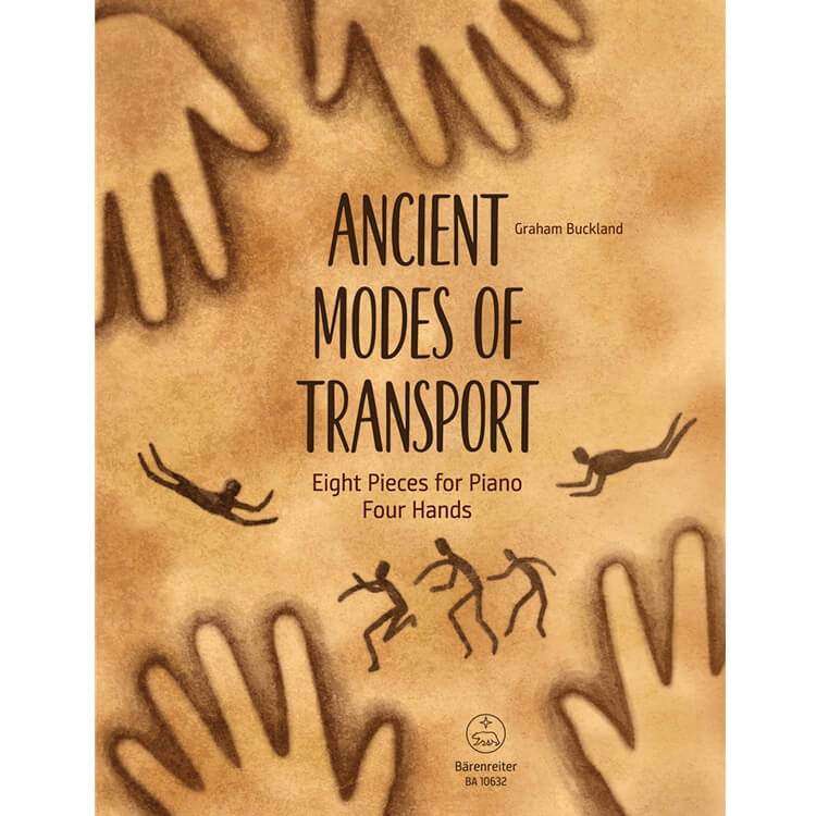 Ancient Modes of Transport - 1 Piano 4 Hands