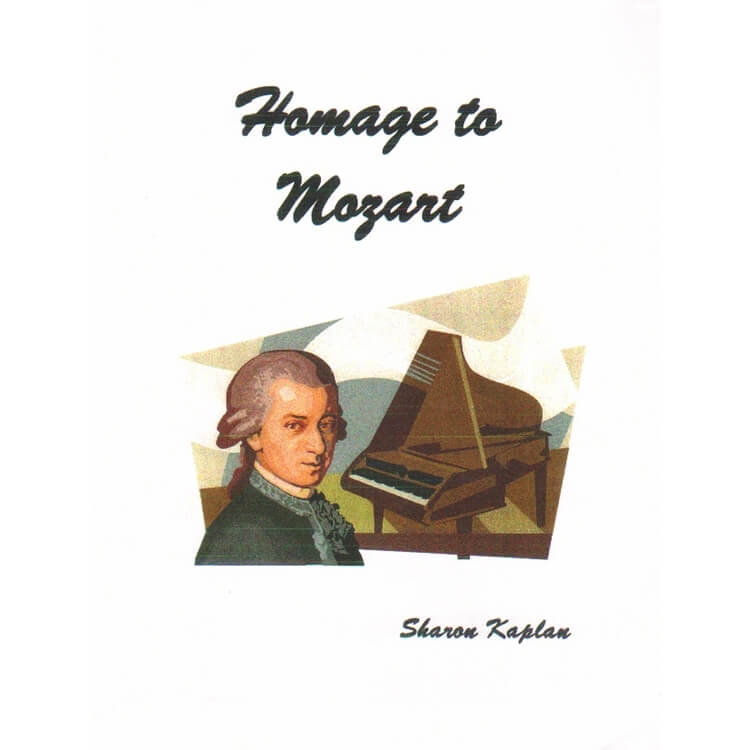 Homage to Mozart - Piano