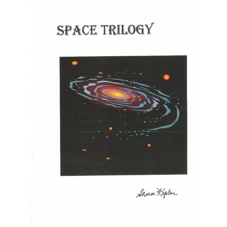 Space Trilogy - Piano