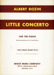 Little Concerto - Piano