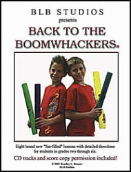 Back to the Boomwhackers Book and CD