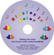 Ringing in Color Handbell DVD
