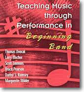 Teaching Music Through Performance in Beginning Band, Vol. 1 - Book