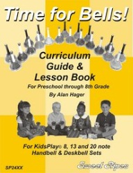 Time for Bells! Lesson Book & Curriculum Guide Book & CD