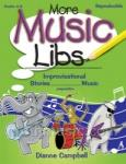 More Music Libs (Reproducible) - Book