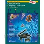 Basic Piano Library: Top Hits! Christmas, Complete Books 2 & 3