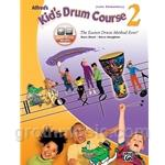 Alfred's Kid's Drum Course 2 - Book/CD