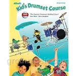 Alfred's Kid's Drumset Course with DVD