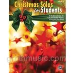 Christmas Solos for Students, Book 2 - Piano