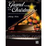 Grand Solos for Christmas Book 4 - Piano