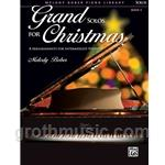 Grand Solos for Christmas, Book 5 - Piano