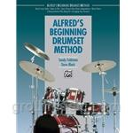 Alfred's Beginning Drumset Method Book Only