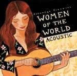 Women of the World Acoustic Putumayo CD