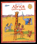 Africa Sticker Collection Book